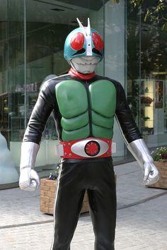 仮面ライダー  Kamen Rider