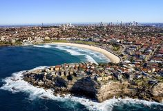 Bondi Beach outside of Sydney, AUS, one of the best places in the world :) Places To Travel, Places To See, Paradise City, Virtual Travel, Bondi Beach, Vacation Spots, Travel Inspiration, The Good Place, Beautiful Places