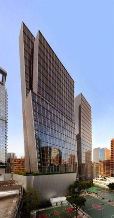 Twin Tower Office Landmark East, Hong Kong   Arquitectonica - Amazing Snaps