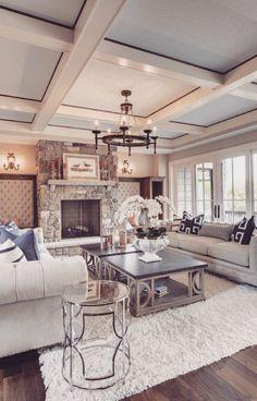 Belle maison faux plafond chambre à coucher