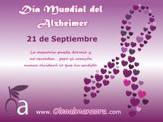 Aceite de Oliva Virgen Extra, Día Mundial del Alzheimer. Aove, arbequina, aceite gourmet, premium, alta gama.  www.oleoalmanzora.com