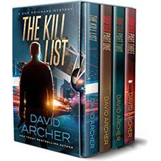 The Sam Prichard Series - Books 5-8 (Sam Prichard Boxed Set Mystery Thriller Suspense Private Invest