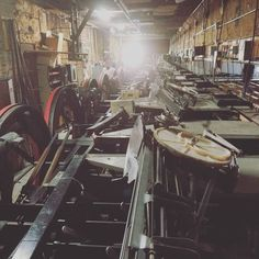 Backroom bowling alley adventures with @keelorbaw IndustrialReclaim.com  #reclaimed #repurposed #industrialfurniture #modernfurniture #design #art #handmade #decor #vintage #vintageindustrial #industrial #artofchi #creative #steel #metal #bowling #bowlingalley #industrialdesign #interiordesigner #interiordesign #modern #moderndesign #modernindustrial #chicago #Chicagoart #insta_chicago #chicagogram