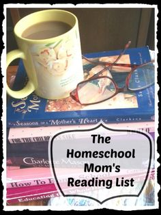 Homeschool Moms Reading List at Apron Strings & other things