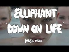 """Down on Life"" by Swedish darling Elliphant, a top ten song of 2012. Video filmed on Iceland and directed by Tim Erem."