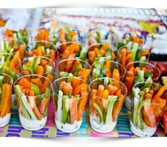 New Party Snacks Kids Appetizers Veggies Ideas Wedding Reception Appetizers, Reception Ideas, Wedding Snacks, Easy Wedding Food, Wedding Catering, Finger Foods For Wedding, Food For Weddings, Simple Wedding Reception, Picnic Weddings