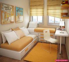 Little Bedroom Area With Amazing Interior Designs - http://www.bedroomdesignz.com/bedroom-decorating-ideas/little-bedroom-area-with-amazing-interior-designs.html