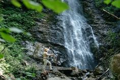"""The Kitzbühel Code - """"Some places are special. Their energy around them makes you feel better. There are a few here in Kitzbühel,"""" says guide Harald Kunstowny. Alps, Wonderful Time, Make You Feel, Feel Better, Waterfall, Coding, Make It Yourself, Places, Outdoor"""