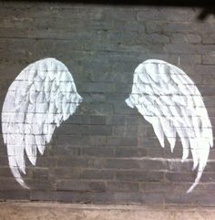 photographed with angel wing graffiti Murals Street Art, Mural Art, Graffiti Art, Wall Murals, Graffiti Quotes, Angel Wings Art, Background Images For Editing, Photo Background Images, Photo Backgrounds
