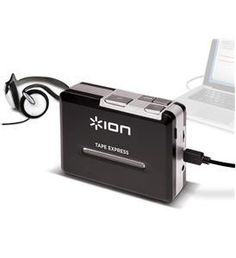 ION TAPE EXPRESS Portable Tape to MP3 Player NEW CHEAP (Models With Brains)