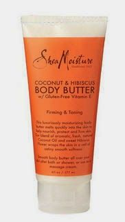 Ang's Beauty 411 shares why she loves #SheaMoisture Coconut and Hibiscus Body Butter.