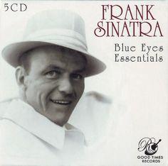 Fran Sinatra album art cover