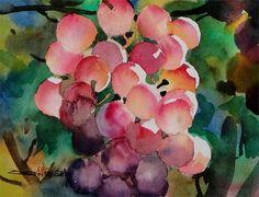 Watercolor by Osamu