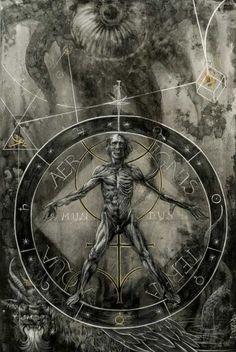 Lovecraft Doomed Man