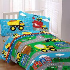 Tonka Tonka World Reversible Bedding Comforter @ http://www.walmart.com/ip/Tonka-Tonka-World-Reversible-Bedding-Comforter/26975655