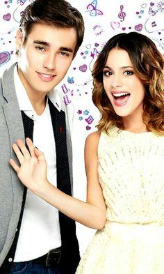Violetta und Leon