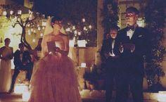 Jessica #Biel & #Justin #Timberlake #Wedding