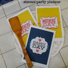 Mothers day: CARD