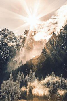 banshy:  Yosemite National Park // Niaz