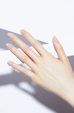 Women are nowadays moving towards the long lasting nude nail polish & this is why Static Nails comes up to serve you. We've got the liquid glass lacquer for a lasting shine. Pretty Hands, Beautiful Hands, Free Patent, Finger, Oil For Hair Loss, Brittle Nails, Dry Nails, Nails At Home, Minimalist Nails