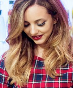 Jade Thirlwall. Perfect hair color.