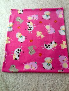 Mini pig cat or dog designer fabric cozy by CoccolinoCreations, $26.00