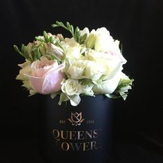 Made for a wedding by Queens' Flowers, Riga