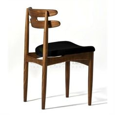Replica Bramin Wooden Dining Chair - Brown
