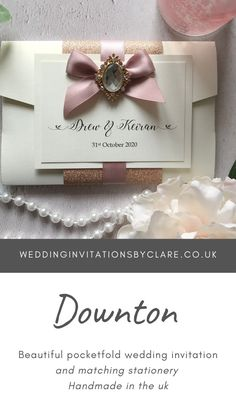 Bespoke Wedding Invitations, Beautiful Wedding Invitations, Laser Cut Invitation, Invitation Envelopes, Lion Pictures, Lace Ribbon, Wedding Boxes, Ribbon Colors, Beaded Lace