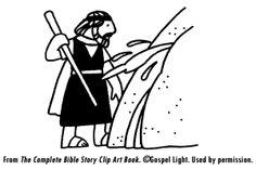 Moses Dishonours God Lesson