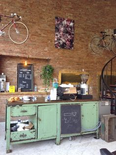 Amsterdam Next City Guide: Bikes & Coffee at De fietskantine | Old west                                                                                                                                                                                 More