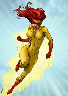 Women of Marvel- Firestar