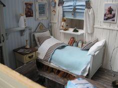 Dollhouse: beach décor 3 .25 qw