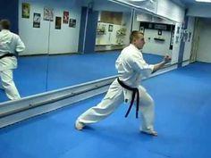 Pinan Ni No Ura - Kata Kyokushin Karate - Ката Киокушин Карате (+плейлист)