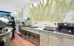 Diseño de carnicería - carnicerías modernas - carnicería de diseño - carnisseria - butchershop - butchery - butcher - butcherlife - boucherie - charcutería - xarcuteria - interiorismo comercial - food store design
