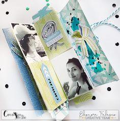 Blog – Pagina 3 – Creative Studio Creative Studio, Mini Albums, Journaling, Polaroid Film, Personalized Items, Blog, Caro Diario, Blogging, Extended Play