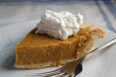 Thanksgiving Start to Finish: Easy Delicious Desserts to End the Meal: Pumpkin Pie