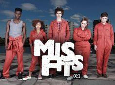 Misfits. I miss the original cast so much!!