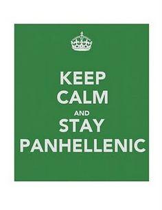 Panhellenic :)