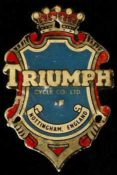 The Bicycle Head Badge - Bike Geek Vintage Cycles, Vintage Bikes, Logo Label, Side Car, Antique Bicycles, Peugeot, Motorcycle Logo, New Bicycle, Push Bikes