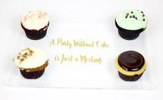 DIY Cupcake Tray by Twinspiration
