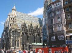"Explore Vienna with the ""Vienna, cosmopolitan city."" Travel Guide on Tripadvisor. Vienna Hotel, Saint Stephen, Vienna Austria, Slovenia, Dream Vacations, Trip Planning, Barcelona Cathedral, Saints, Vienna"