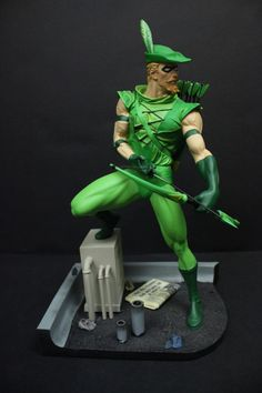Green Arrow by DC Direct