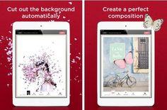 拼出时尚大片 拼图分享应用Bazaart一年后推更新版本 #socialmedia #collage #app #bazaart