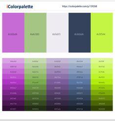 Office Color Schemes, Purple Color Schemes, Color Schemes Design, Purple Color Palettes, Red Colour Palette, Pink Color, Color Combinations, Hex Color Codes, Pallets