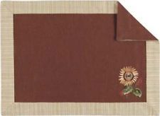 """Sunflowers Placemat 13"""" x 19"""""""