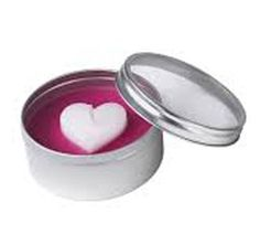 Limited Collection 12 Hours White Heart in Red Scented Candle in See Through Tin (Relaxing Lavender Scent mix with Wild Spring Flowers) Verdi http://www.amazon.co.uk/dp/B00RUFCGJ6/ref=cm_sw_r_pi_dp_3sMqwb0F6EYX8