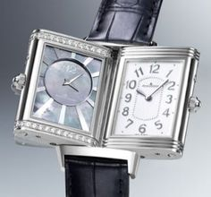 Grande Reverso Lady Ultra Thin Duetto Duo Hours of life