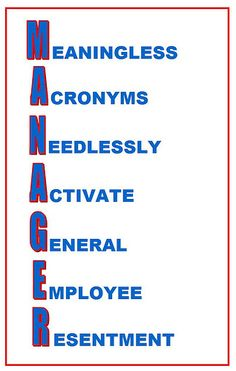 funny acronyms - Google Search