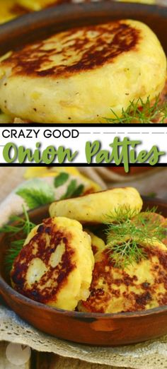 Forget Onion Rings, These Onion Patties Are Going To ROCK YOUR WORLD is part of food-recipes - Onion patties are so simple to make, and after you've had them you'll never want boring ol' onion rings again! Vegetable Side Dishes, Vegetable Recipes, Vegetarian Recipes, Cooking Recipes, Healthy Recipes, Delicious Recipes, Cheap Recipes, Veggie Recipes Sides, Cooking Cake